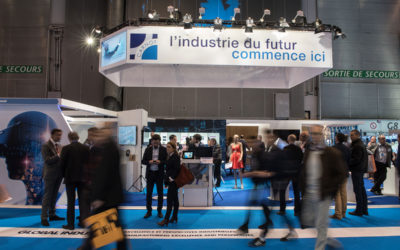 Table ronde Innovation & industrie du futur, Global Industrie