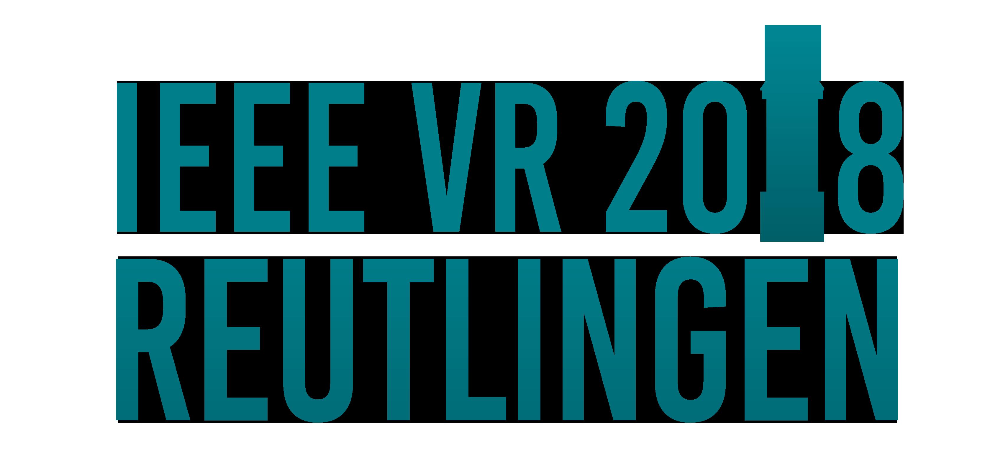 IEEE-VR2018