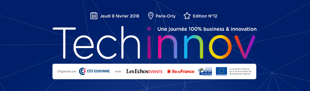 Salon Techinnov : une journée business sous le signe de l'innovation