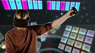 Thérémix VR : l'innovation au service de la création musicale