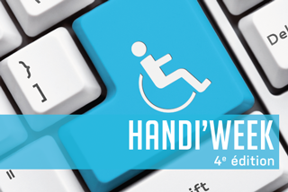 Handi'Week : le LAMIH organise un séminaire dans le cadre de la semaine du handicap