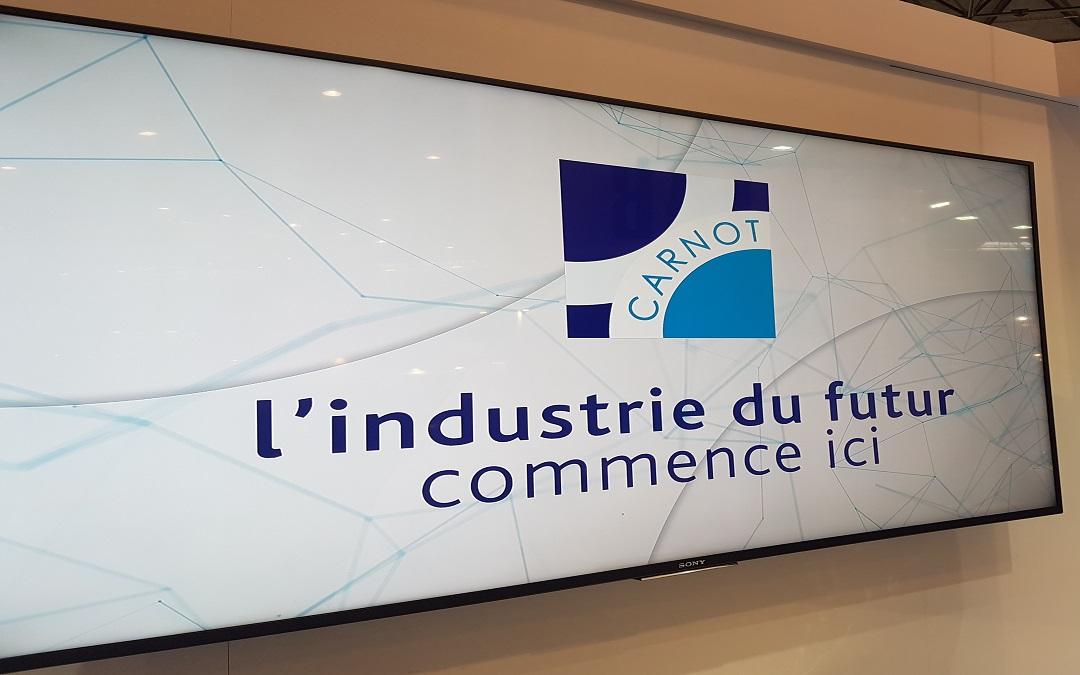 Le Séminaire de l'institut Carnot ARTS et l'industrie du futur !
