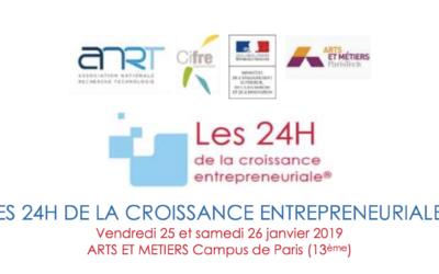 Les 24h de la croissance entrepreneuriale