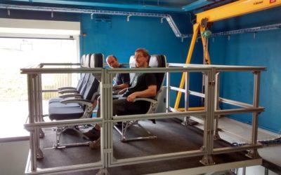 SIEGES-COLIBRI : les sièges passagers du futur