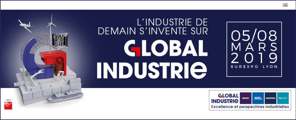 Le Carnot ARTS et Global Industrie 2019