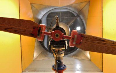 La soufflerie aérodynamique de Dynfluid se modernise
