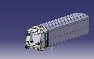 L'aérodynamique pour accroître performances et compétitivité dans le domaine ferroviaire