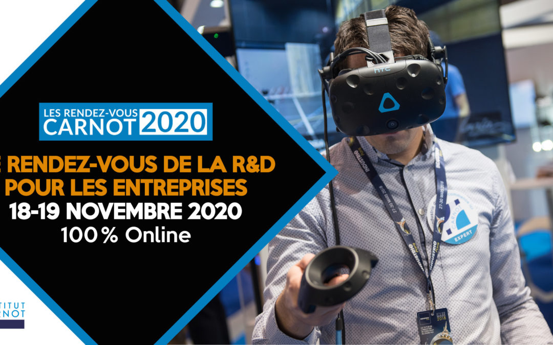 Rendez-vous Carnot 2020 100% ONLINE