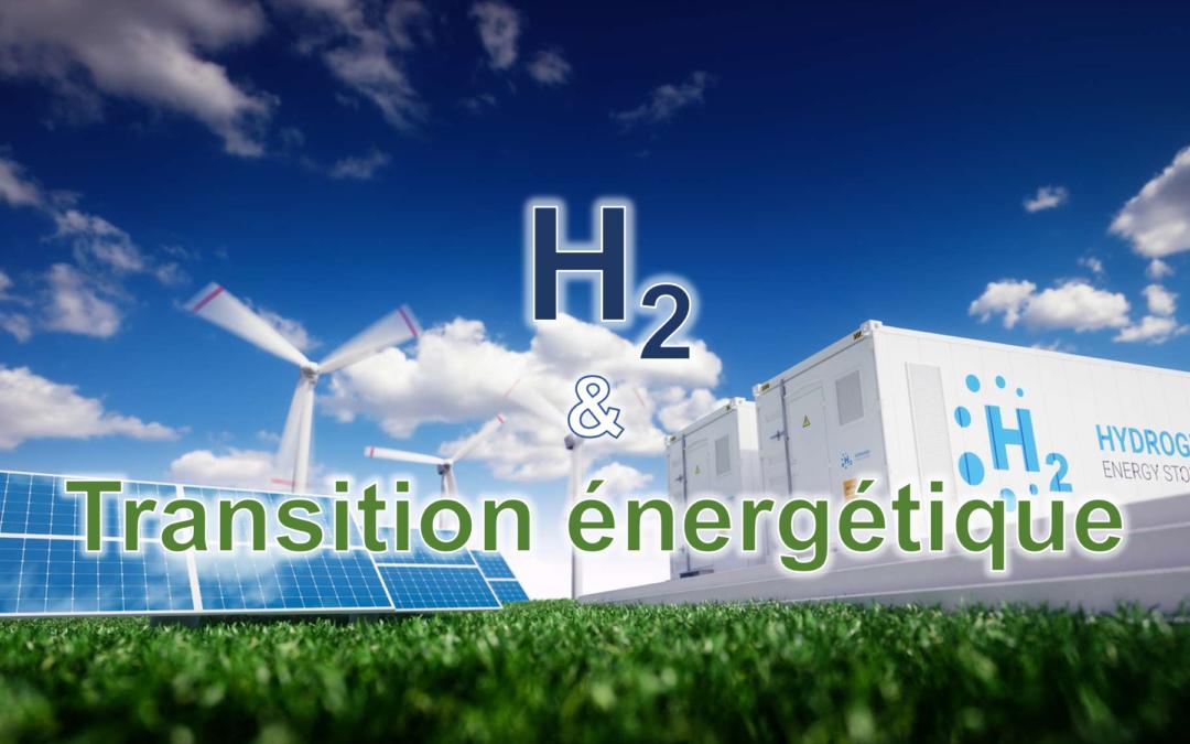 WEBINAR Dans quelle mesure l'hydrogène peut-il participer a la transition énergétique ?